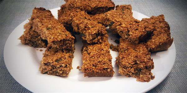 Healthy Cereal Bars - Kristy Ellis Personal Training